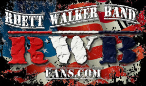rhett walker band fans logo