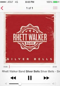 Rhett Walker Band Silver Bells